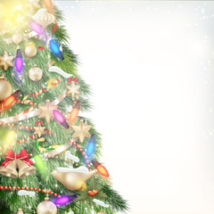 Christmas background. EPS 10