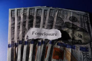 foreclosure paper