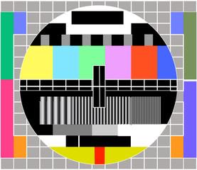 Tv Signal Vector