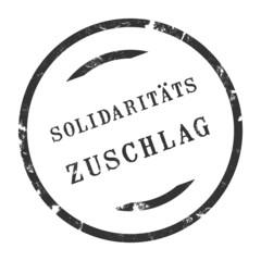 sk232 - StempelGrafik Rund - Solidaritätszuschlag - g2720