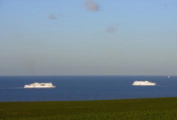 navires jumeaux