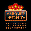 Retro font - 74996078