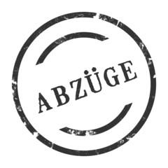 sk237 - StempelGrafik Rund - Abzüge - g2725
