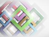 barevné abstraktní pozadí