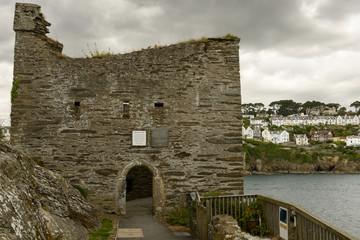 castle at Polruan
