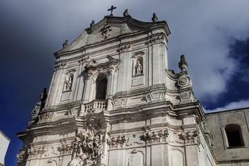 Basilica di San Martino, Martina Franca, Apulia, Italy