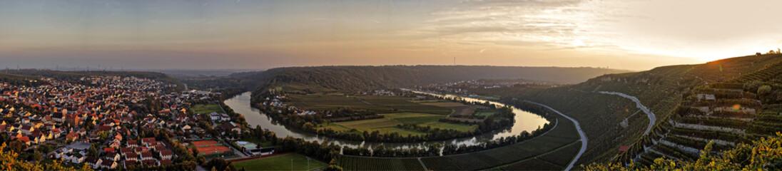 Neckarschleife Mundelsheim
