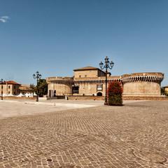 Castello medioevale di Senigallia