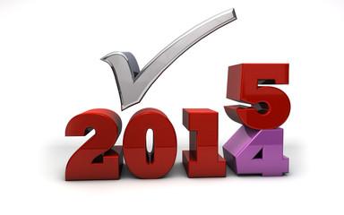 2014 new year 2015 resolution