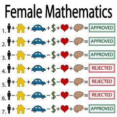 Female Mathematics