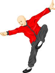 shaolin monk kung fu martial arts