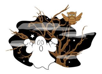 Halloween Ghost Graphics