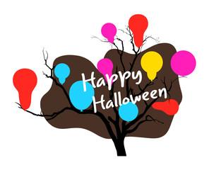 Halloween Decorative Balloons