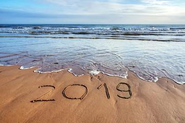 2019 - New year