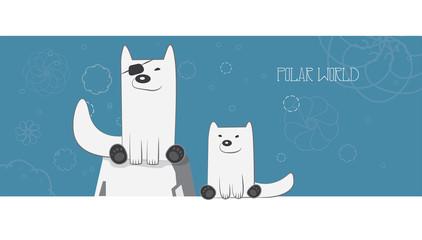 Polar Foxes
