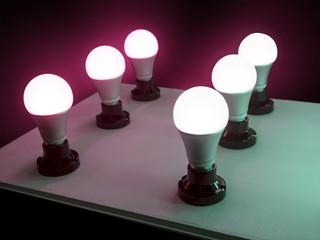 LED light bulb for efficiency lighting