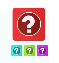 the question mark icon