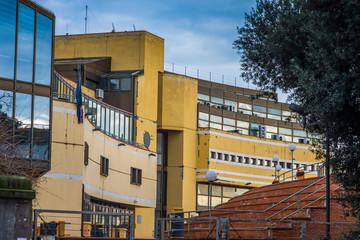 Edificio Dipartimento di Economia, Pisa