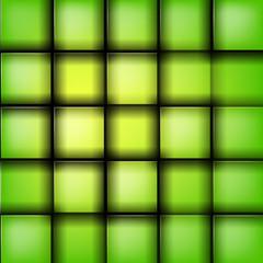 green rectangle