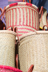 vannerie artisanat malgache