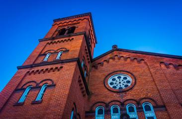 A church in York, Pennsylvania.