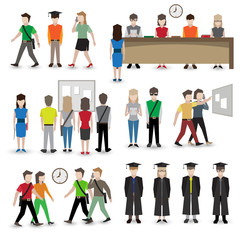 University people avatars