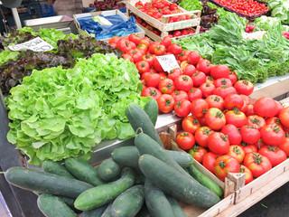 Banco della verdura