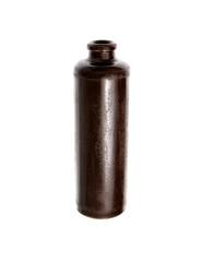 bottle vintage ceramic isolated