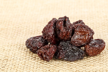 Candied sweet cherry fruit