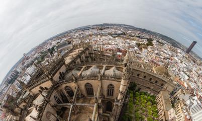 Vistas sobre Sevilla