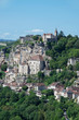 Rocamadour in Midi-Pyrenees in France