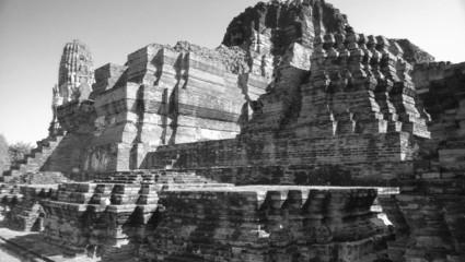 Wat Mahathat Ruins