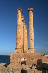 Sabratha, Libyen