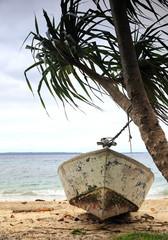 Canoe-Luganville-Vanuatu