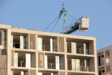 buliding  construction neary finish