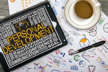 personal development concept