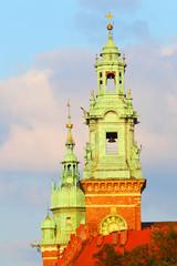 Castle Wawel.Krakow. Poland.