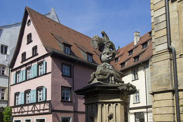 Bamberg Architecture, Germany