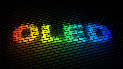 OLED organic light-emitting diode
