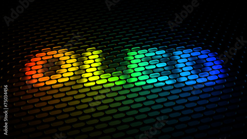 OLED organic light-emitting diode