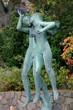 The Sisters sculpture in Millesgarden, Stockholm