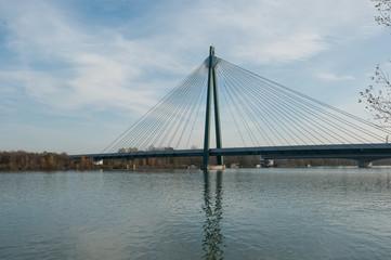 donau stadtbrücke in wien