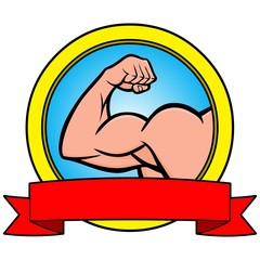 Strongman Contest Banner