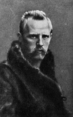Norwegian scientist and diplomat Fridtjof Nansen, 1915