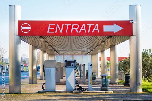Stazione di autolavaggio - 75037881