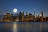 Fototapety New York City at night