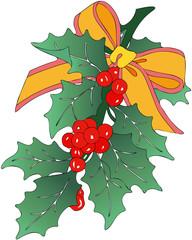 Decoration of Christmas