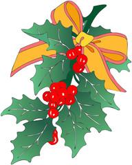 Decorazione del Santo Natale