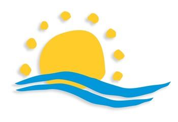 Солнце и море