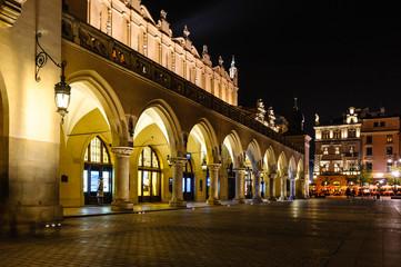 Sukiennice Rynek Główny - Kraków